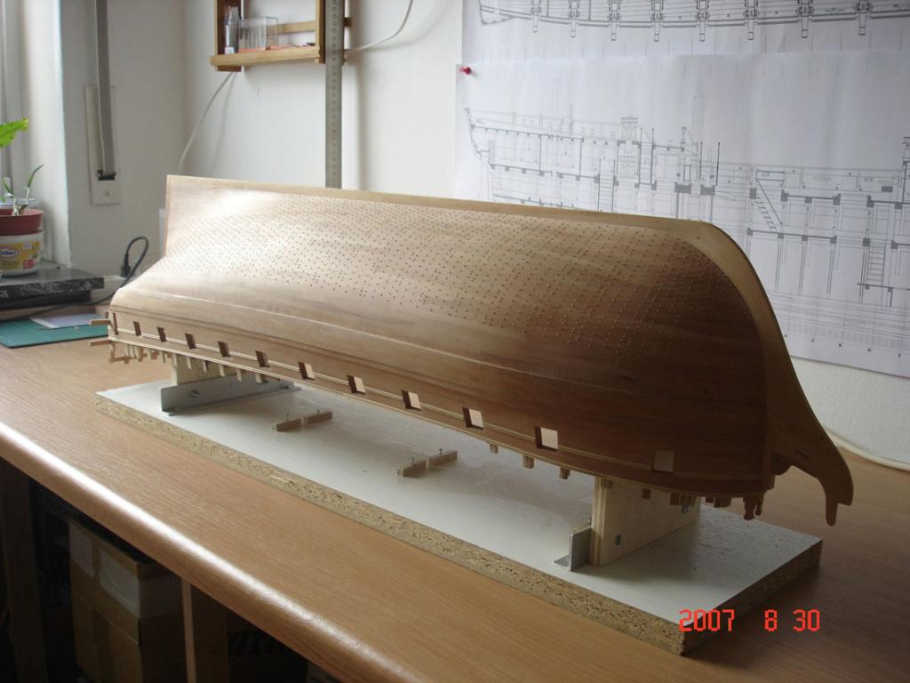 The 20 gun ship Sphinx 1775 at 1/48 Dsc02710