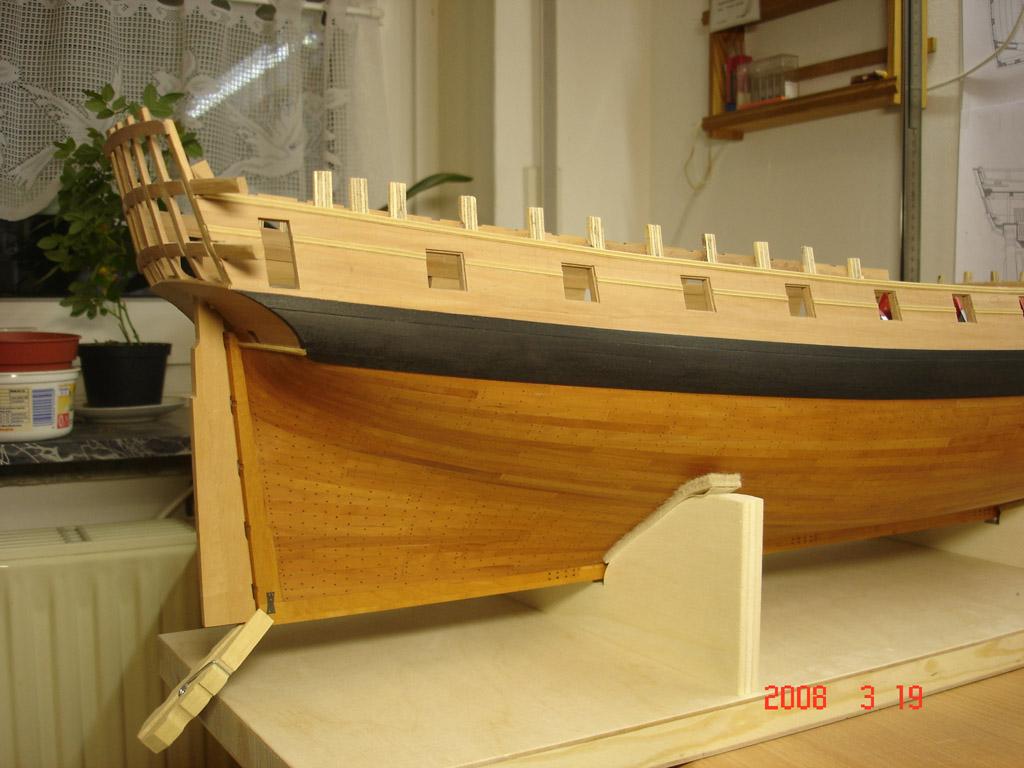 The 20 gun ship Sphinx 1775 at 1/48 Dsc03112