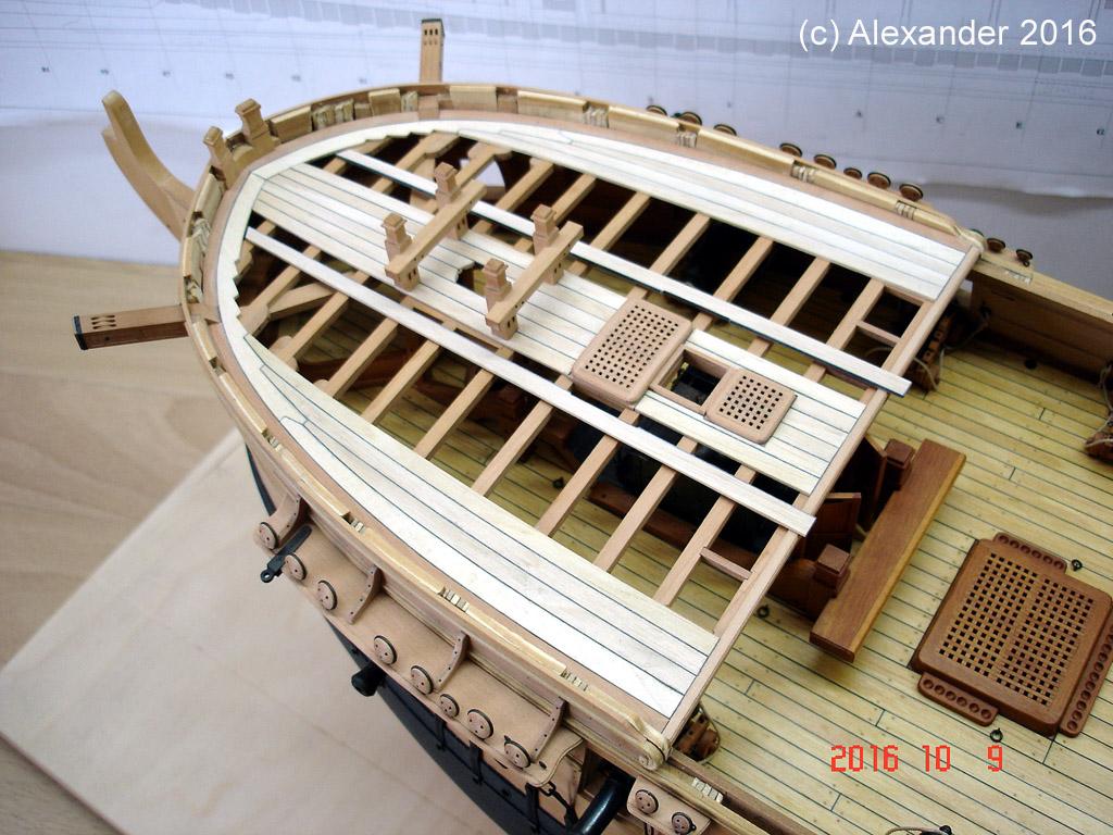 The 20 gun ship Sphinx 1775 at 1/48 - Page 5 Dsc03715