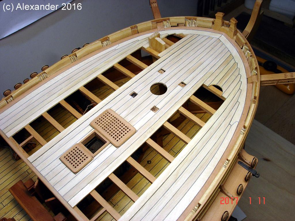 The 20 gun ship Sphinx 1775 at 1/48 - Page 5 Dsc03720