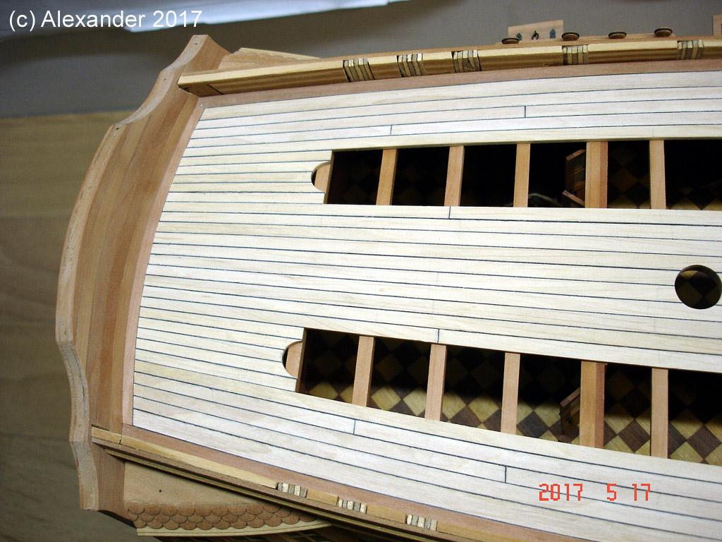 The 20 gun ship Sphinx 1775 at 1/48 - Page 5 Dsc03813