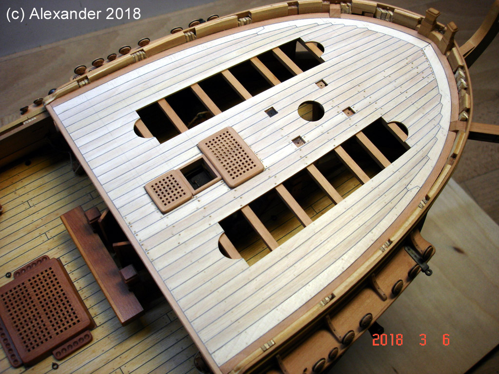 The 20 gun ship Sphinx 1775 at 1/48 - Page 5 Dsc04110