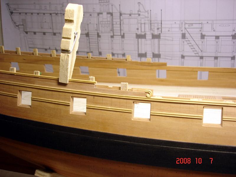 The 20 gun ship Sphinx 1775 at 1/48 Dsc04811