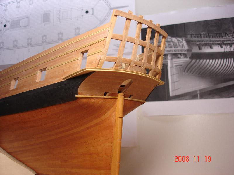 The 20 gun ship Sphinx 1775 at 1/48 Dsc04911