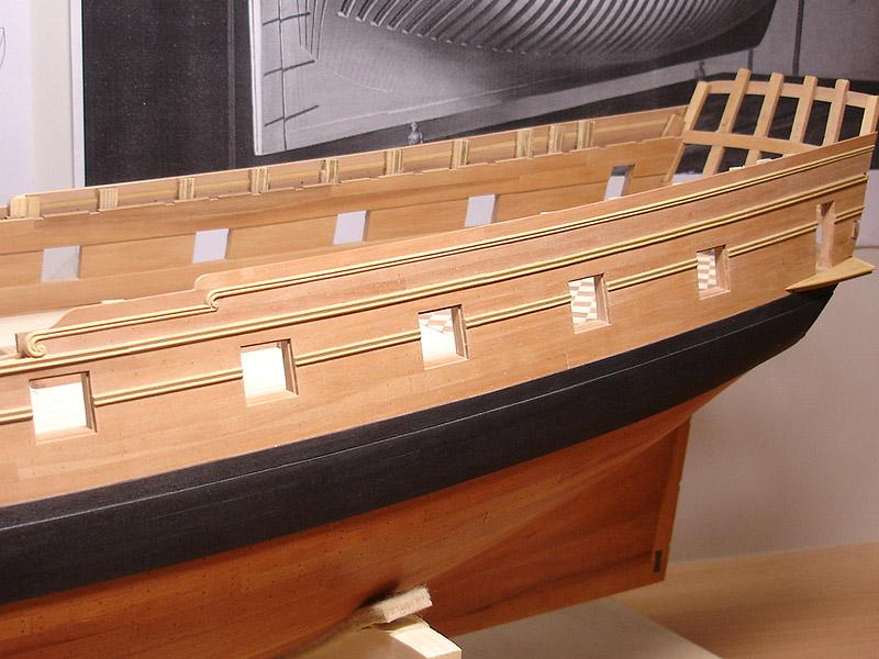 The 20 gun ship Sphinx 1775 at 1/48 Dsc04912