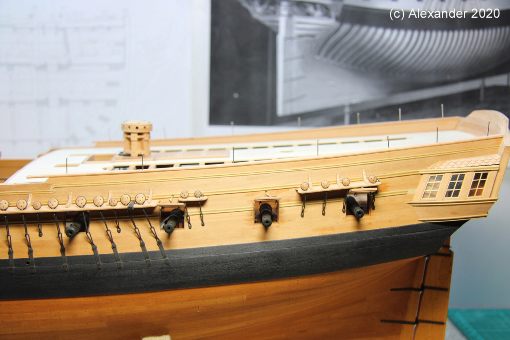 The 20 gun ship Sphinx 1775 at 1/48 - Page 5 Img_0631