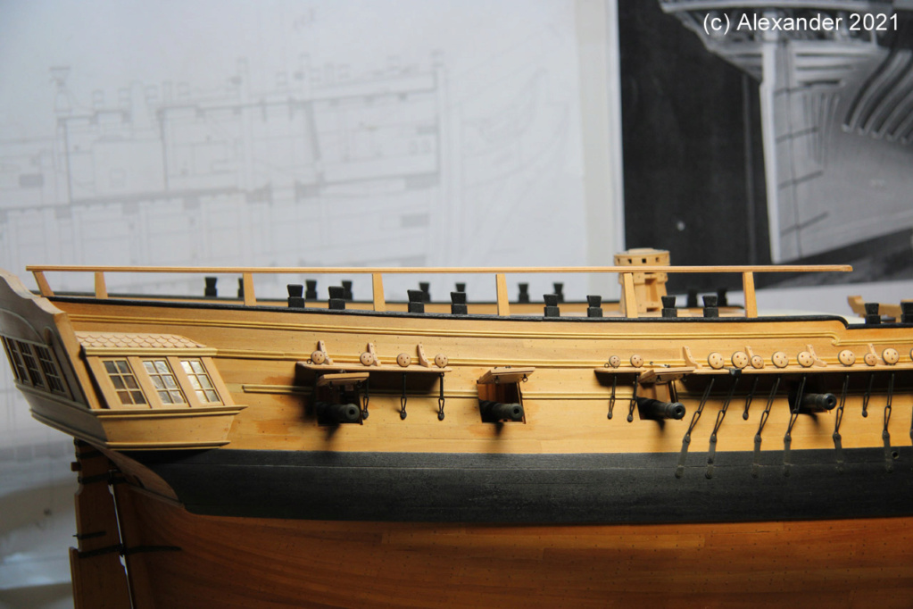 The 20 gun ship Sphinx 1775 at 1/48 - Page 5 Img_0732