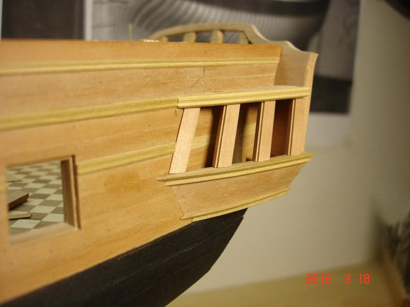 The 20 gun ship Sphinx 1775 at 1/48 - Page 3 Post-835