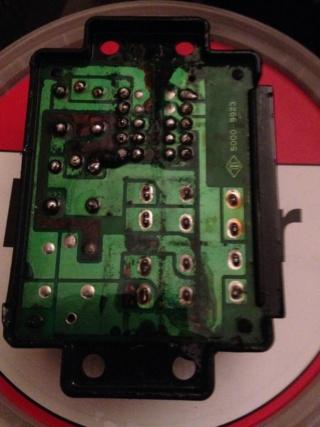 SUMO - 1991 J+1 début restauration Bornie10