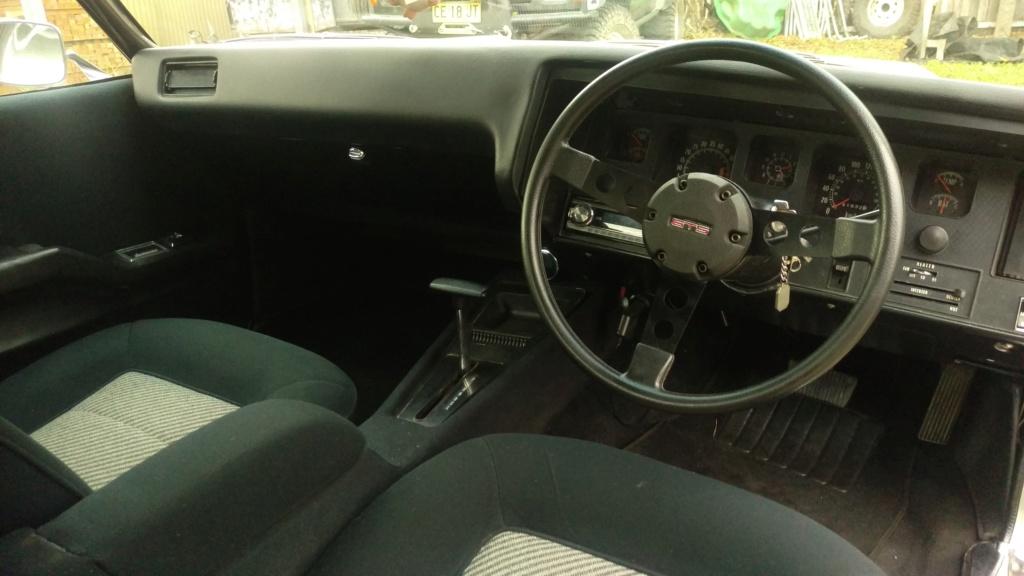 My HQ GTS 350 Monaro  Imag0310