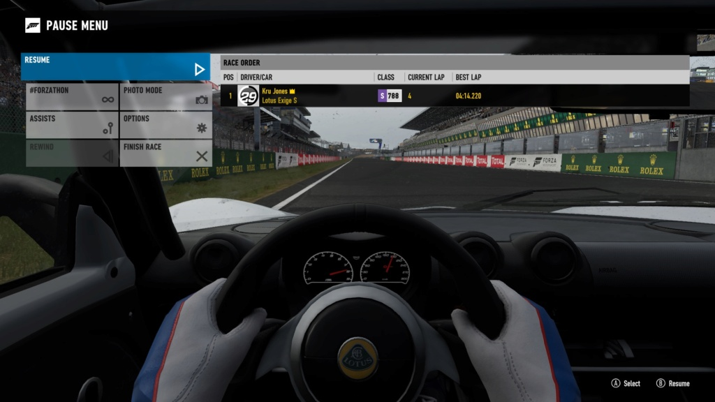 FM7 Time Attack | 500 HP (FWD/RWD/AWD) - Le Mans Full Circuit 4fbf7810