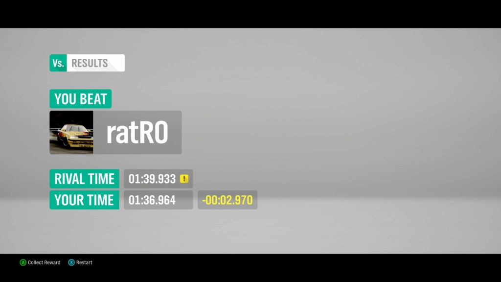 FH4 Time Attack | Road Racing Rivals - Horizon Festival Sprint (#2 Ford GT40) B8a53d10