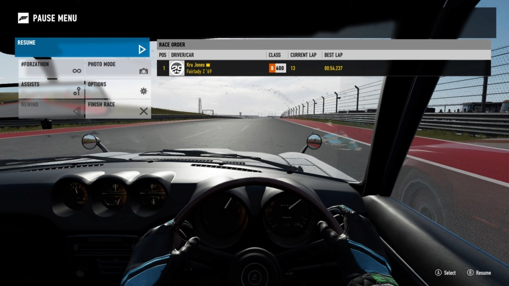 FM7 Time Attack | B Class (FWD/RWD/AWD) - Circuit of the Americas East Ed8a0a10