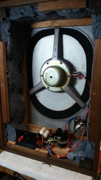 yamaha ns230, renovacion 4b495410