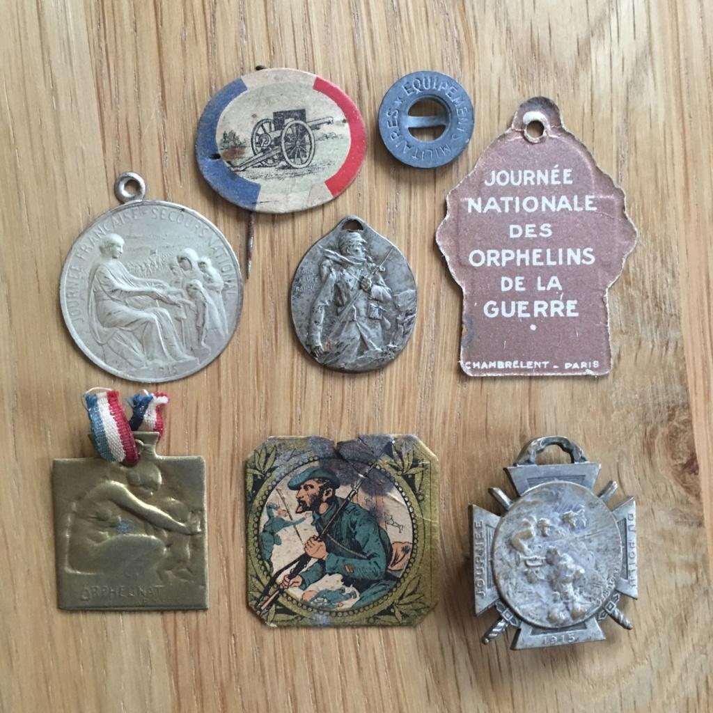 Ceinturon, médaille et libération ! Img_8912