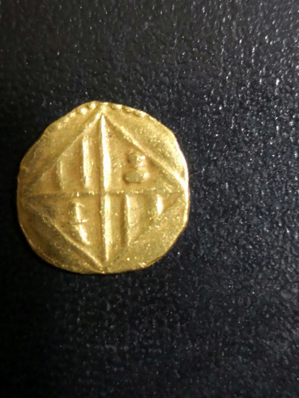 Mallorca 1 escudo Carlos II 1695 Whatsa12