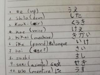 *CLASE 6* Hiragana filas K y S (puedes ganar PS) 0_img-11