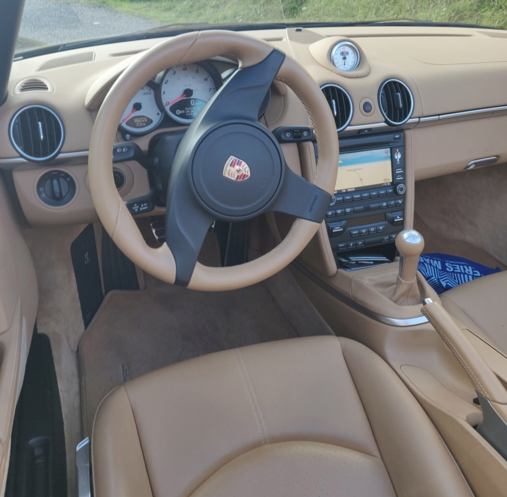 Vente Boxster S 987 phase 2 2011 Img_2010