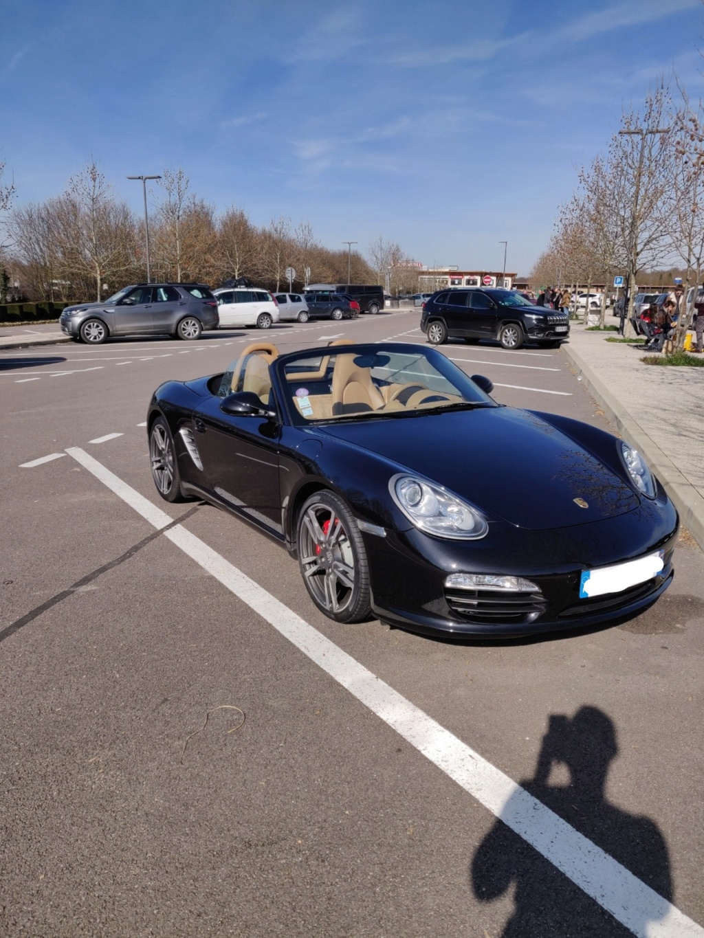 Vente Boxster S 987 phase 2 2011 Voitur12