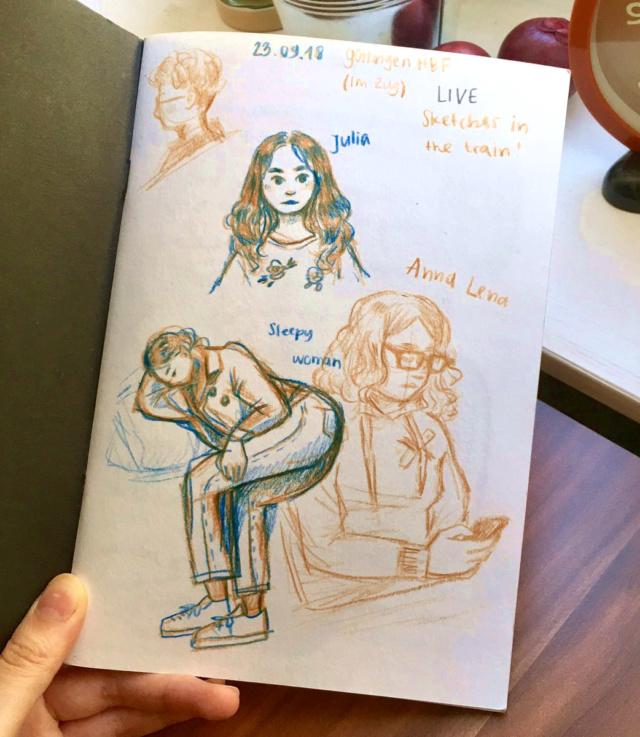 Mai's Sketchbook Dv6m5c11