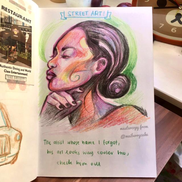 Mai's Sketchbook Dv6m5c17