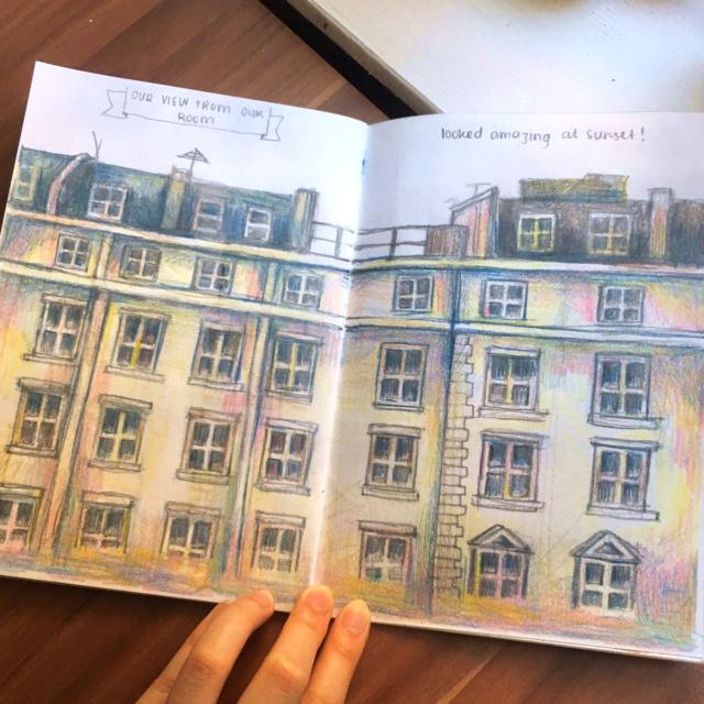 Mai's Sketchbook Dv6nkw12