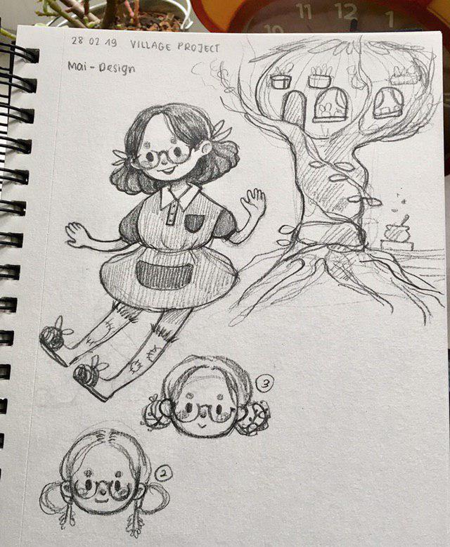 Mai's Sketchbook Photo_10