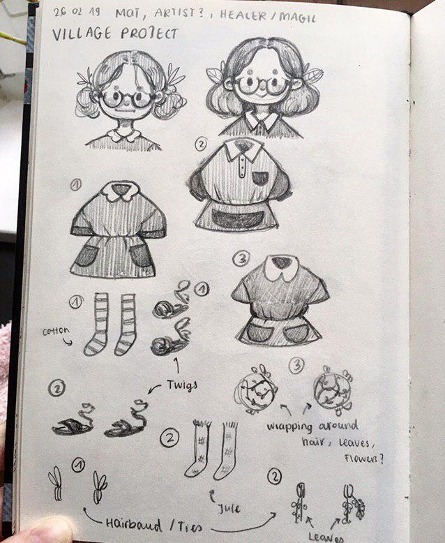 Mai's Sketchbook Photo_11
