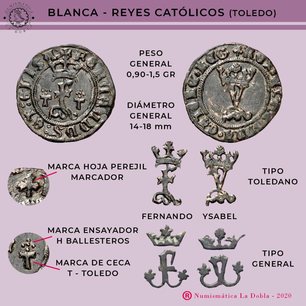 Blanca Reyes Católicos Toledo - Disertación sobre la doble marca ensayador Blanca10