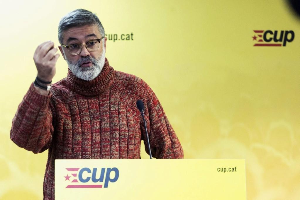 CUP - El fracaso procesista de Quim Torra es ya insostenible y exigimos elecciones anticipadas Cup-ca11