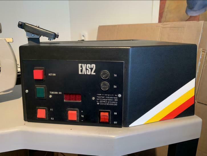 Incordatrice elettrica Fischer (made in Belgium) Fische10