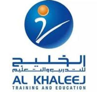 5 وظائف براتب 5170 للجنسين في شركة الخليج للتدريب والتعليم 1305
