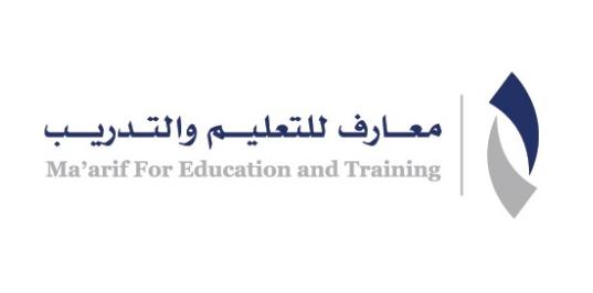 وظائف تعليمية للرجال والنساء في شركة معارف للتعليم والتدريب القابضة 2482
