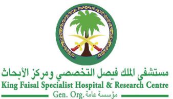 4 وظائف إدارية وصحية للرجال والنساء في مستشفى الملك فيصل التخصصي ومركز الأبحاث 2601