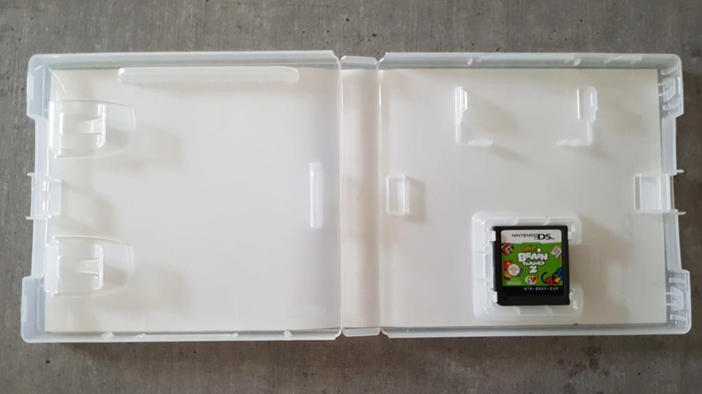 [Vendu] GameBoy Advance IPS V2 [ECH] Jeux DS en boite [RECH] Boite vide DS, jeux GBA 20190615