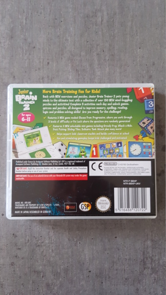 [Vendu] GameBoy Advance IPS V2 [ECH] Jeux DS en boite [RECH] Boite vide DS, jeux GBA 20190619