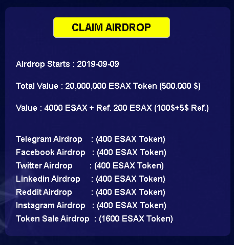ESAX 80$ +5$ Esax10