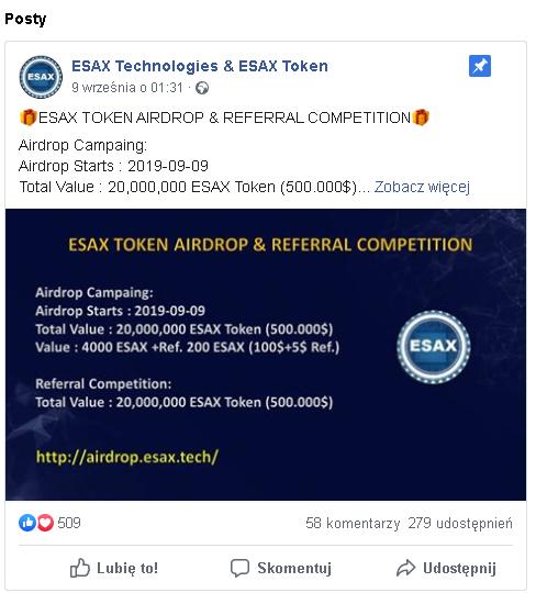 ESAX 80$ +5$ Esax210