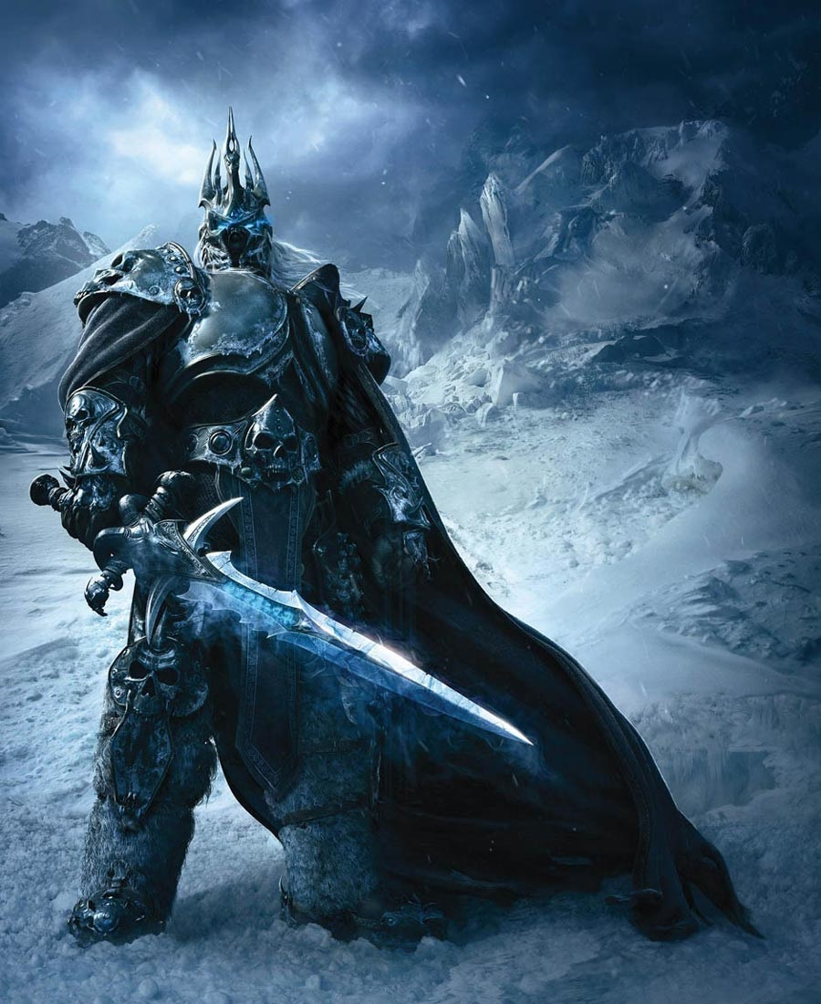 Armour of The Frozen Wastes The_li10