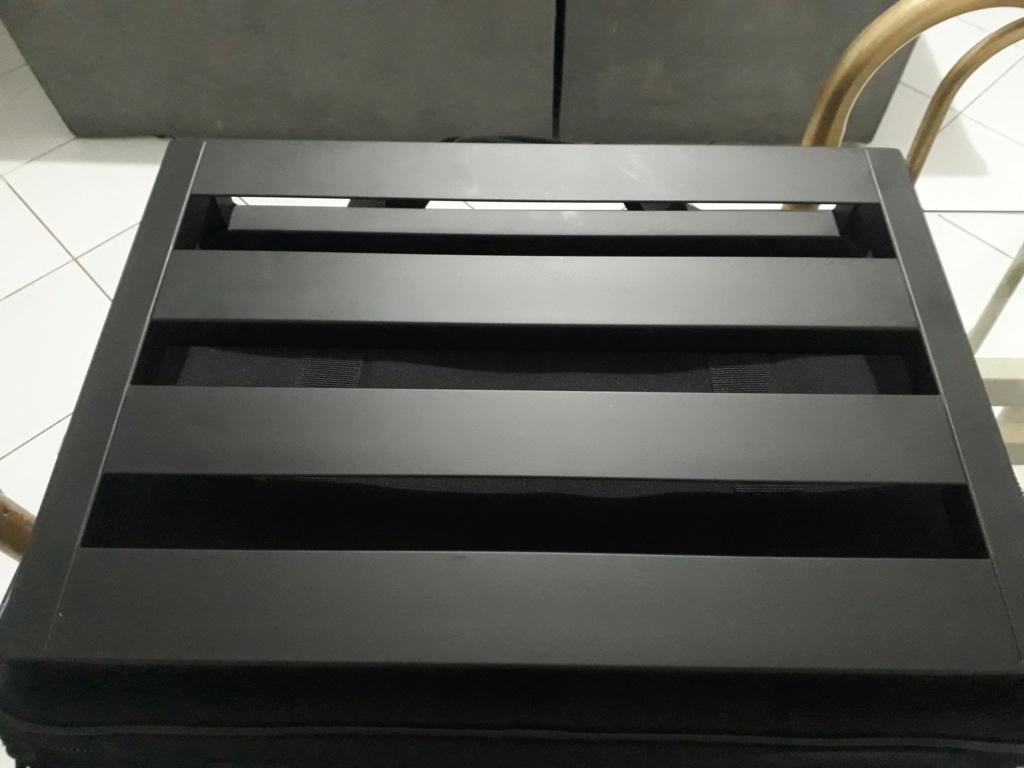 Pedaltrain Classic Jr + Softbag + Cabos 20200415
