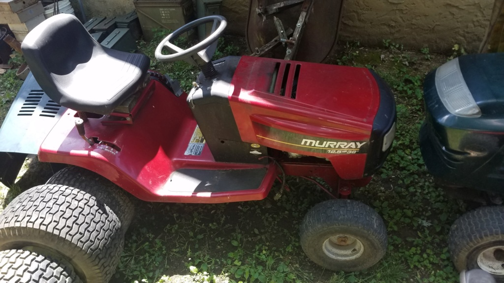 General mower builds 20190710