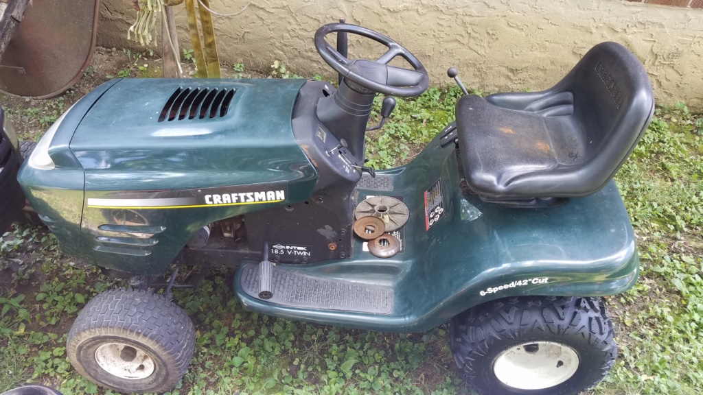 General mower builds 20190711
