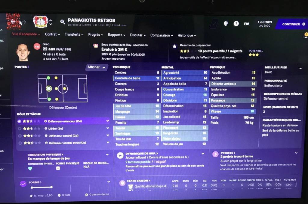 Leverkusen vend ses joueurs au prix valeur jeu à négocié  81927f10