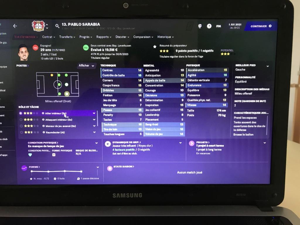 Leverkusen vend ses joueurs au prix valeur jeu à négocié  E8d72810