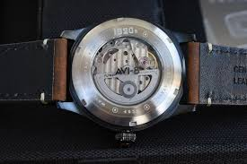 Montre Avi-8 automatique  Images11