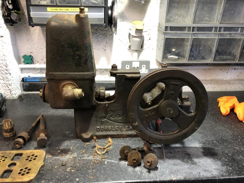 Lister Domestic Pump Rebuild 1mtjud10