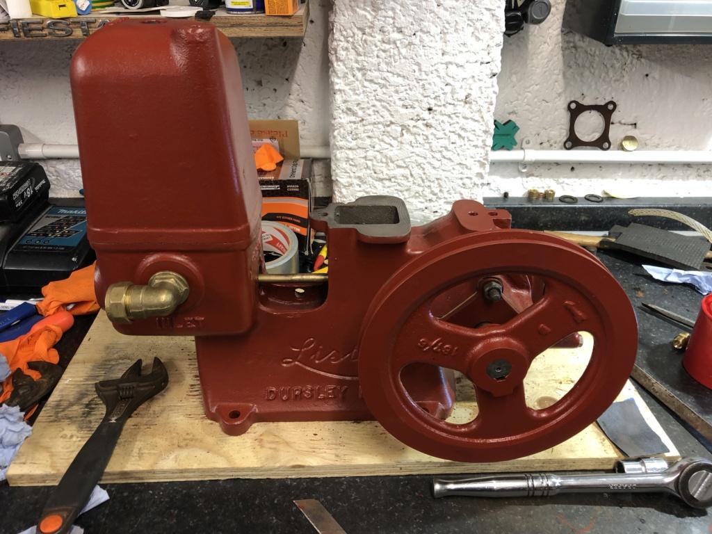 Lister Domestic Pump Rebuild Puqafd10