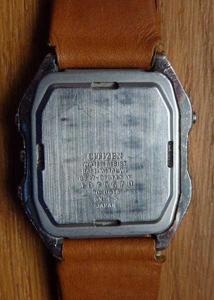 citizen - LE FIL ELECTRIQUE – LCD, Diapason, LED, Quartz, piles... à l'heure ! - Page 15 Citize10
