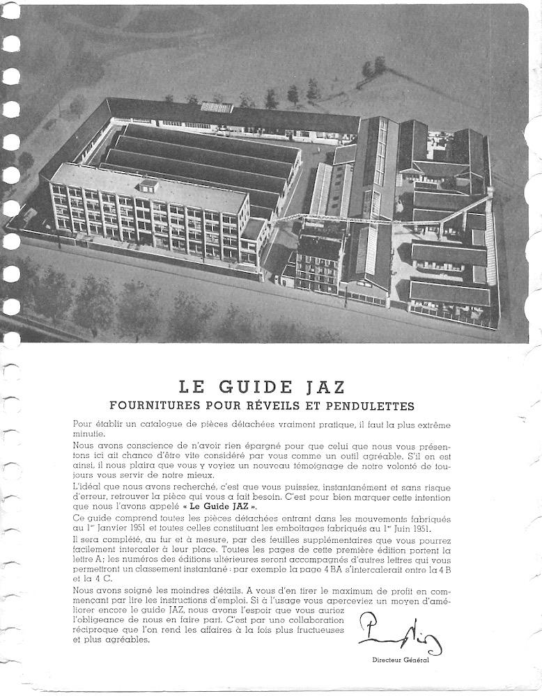 Qui s'intéresse au réveil mécanique...? - tome 2 - Page 9 Jaz_ca11