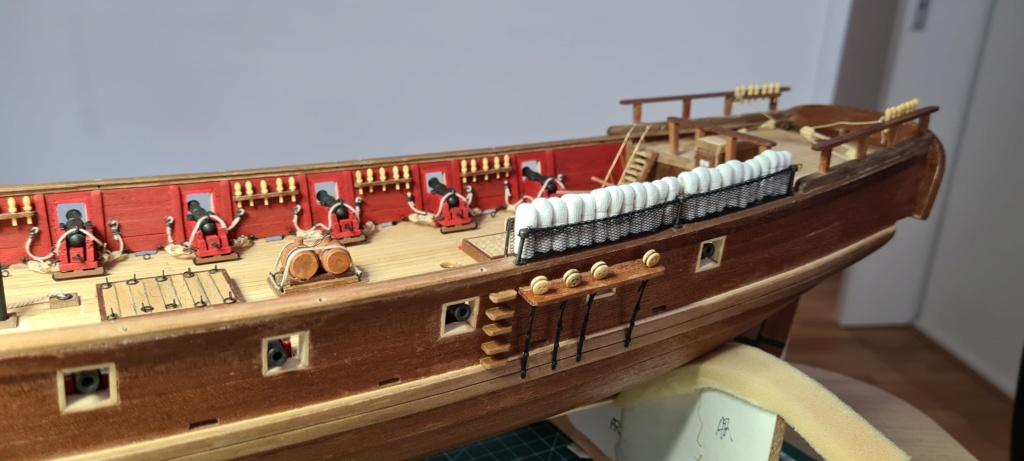 Goélette USS Enterprise Maryland 1799 [Constructo 1/51°] de MarcL - Page 29 20210932